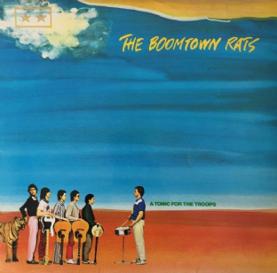 Boomtown Rats (The) - A Tonic For The Troops (LP) (VG/VG-)